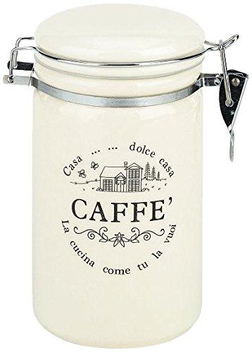 Tognana Kaffeedose Dolce Casa, 850 ml, Keramik mit Bügelverschluss