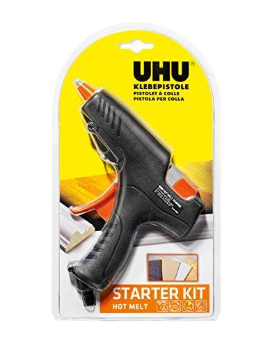 UHU 48365 Klebepistole (Hot Melt, Starter Kit)