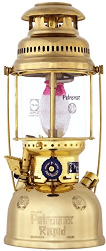 Petromax Petroleumlampen HK500/829 (Messing, HK500)