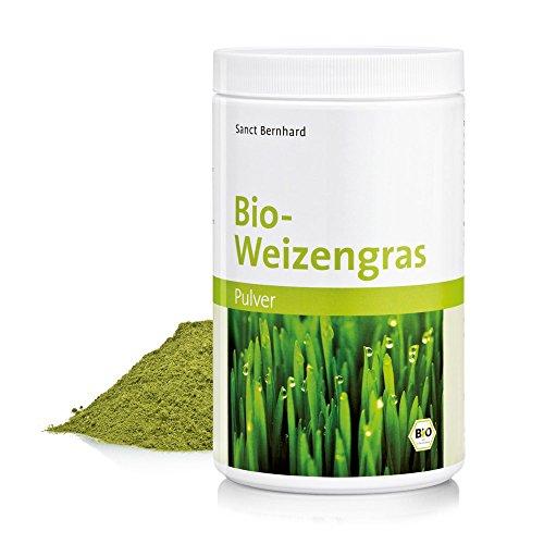 Sanct Bernhard Bio Weizengras-Pulver