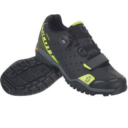 Scott Sport Trail Evo Gore-Tex MTB Trekking Fahrrad Schuhe schwarz/gelb 2018: Größe: 43