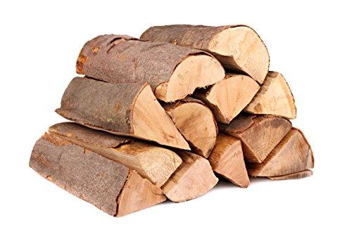 30 Kg 33cm ofenfertiges luftgetrocknetes Buchen Kaminholz - 3 Jahre gelagert - Aus Deutschland - Unter 18% Restfeuchte - Brennholz Kaminholz Feuerholz (33cm)