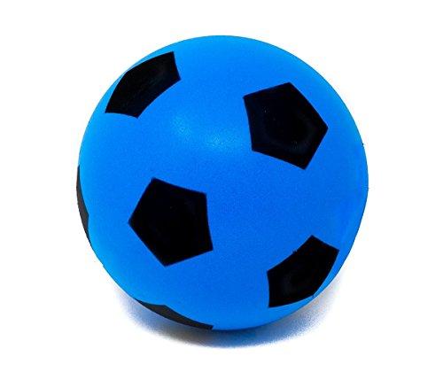 E-Deals weicher Schaumstoff-Fußball., EDB20CMPK1B, .E-Deals 20cm Blue.