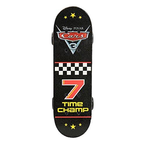 Cars 3m02238Disney Mini Skateboard aus Holz