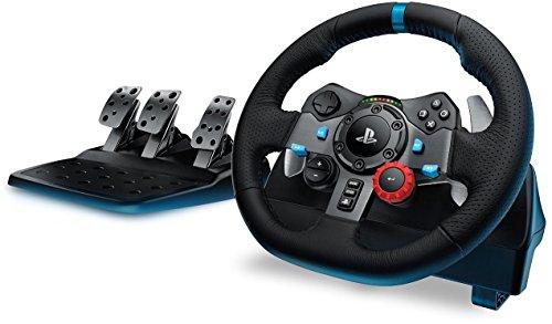 Logitech G29 Racing Lenkrad Driving Force für PS4, PS3 und PC