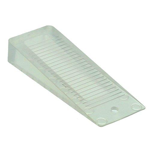 BURG WÄCHTER Türkeil transparent, 10 cm | Türstopper, Türen sicher offen halten