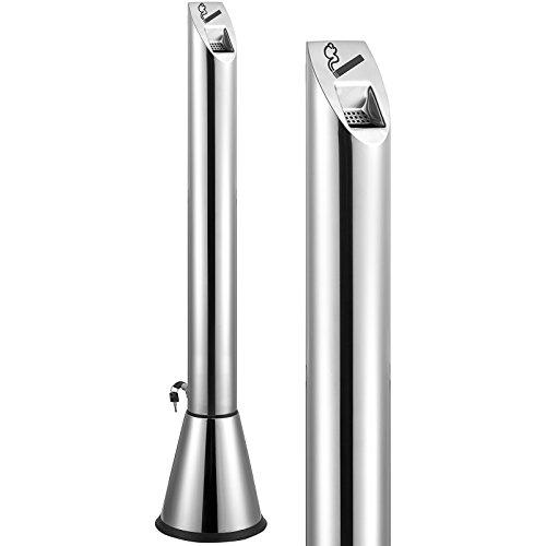 Hardcastle Zigaretten-Aschenbecher für draußen, Aschersäule - GROSS