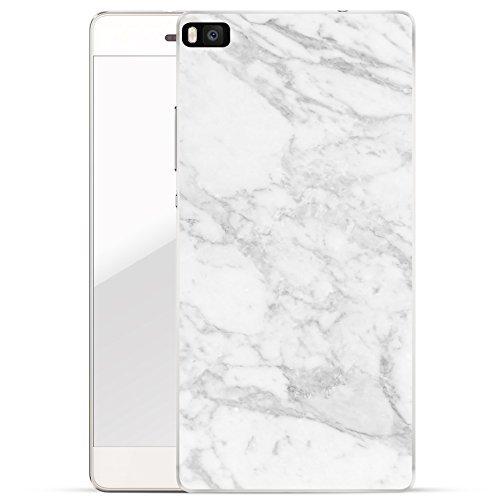 finoo | Huawei P8 Hard Case Handy-Hülle mit Motiv | dünne stoßfeste Schutz-Cover Tasche in Premium Qualität | Premium Case für Dein Smartphone| Marmor 03