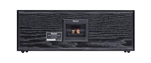 Magnat Monitor Supreme 252 I Centerlautsprecher mit hoher Klangqualität I Passiv-Lautsprecherbox für anspruchsvollen HiFi-Sound – 1 Stück – Schwarz