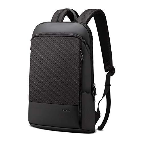 BOPAI 15 Zoll Super Slim Laptop Rucksack Diebstahlsicherer Rucksack für Herren Damen Anti Diebstahl Rucksack Wasserdicht Business Rucksack