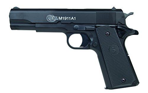 Softair Pistole Colt 1911 A1 H.P.A. Serie mit Metallschlitte, Federdrucksystem