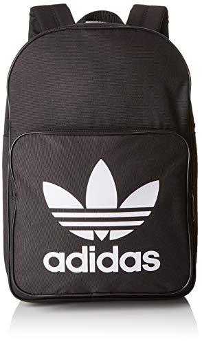 adidas Clas Trefoil Backpack DW5185 Rucksack, 42 cm, 20 Liter, Black