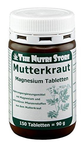 MUTTERKRAUT MAGNESIUM Tabletten 150 St Tabletten
