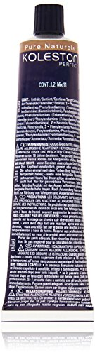 Wella Professionals Koleston Perfect Permanente CremeHaarfarbe, 2/0 schwarz, 1er Pack (1 x 60 ml)