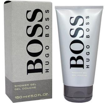 Hugo Boss Bottled Duschgel für Männer, 1er Pack, (1x 150 ml)