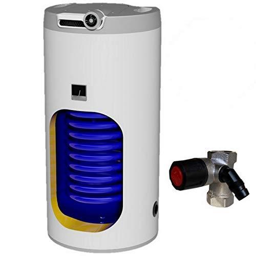 100 125 160 200 250 L Liter Warmwasserspeicher mit 1 oder 2 Wärmetauscher Standspeicher Solarspeicher Boiler Universalspeicher