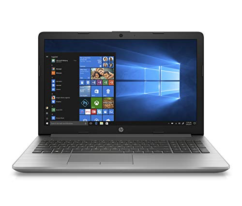 HP 250 G7 (15,6 Zoll/Full HD) Business Notebook (Intel Core i7-8565U, 8GB DDR4 RAM, 512GB SSD, Intel UHD Graphik 620, Windows 10 Home) silber