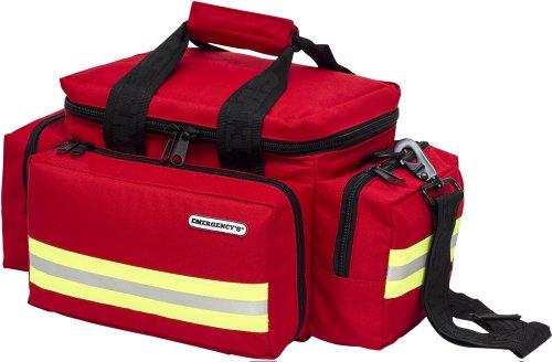 ELITE BAGS LIGHT BAG Notfalltasche (44 x 25 x 27cm) ohne Inhalt! … (rot)