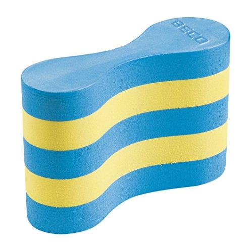 Beco Uni Schwimmhilfe Pro Pull Buoy, Blau/Gelb, One Size