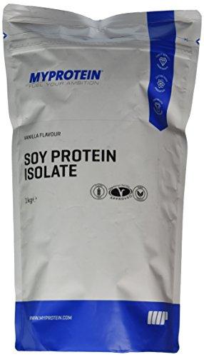 Myprotein Soy Protein Isolate Vanilla, 1er Pack (1 x 1 kg)