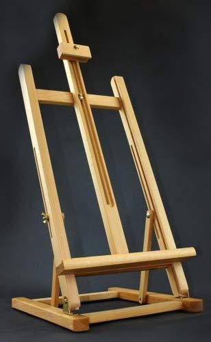 Quantum Art Tisch-Staffelei aus Buchenholz, 1040 mm
