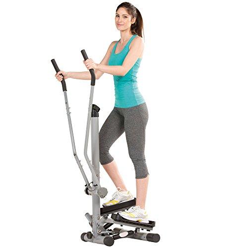 Aktiv-Side-Stepper Stepper Heimtrainer Fitnessgerät