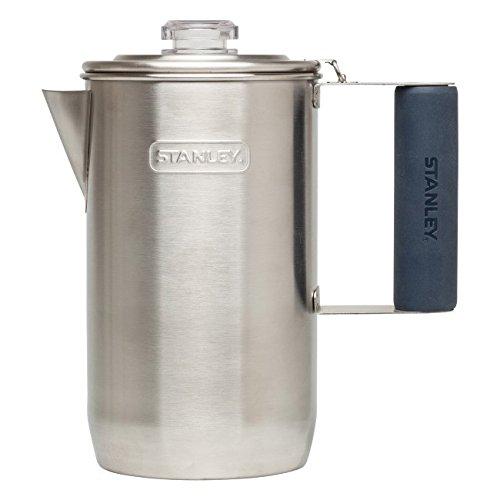 Stanley mobile Kaffeemaschine, 1 L, Edelstahl