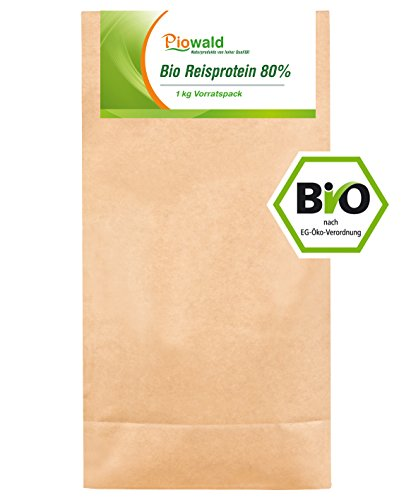 BIO Reisprotein - 1 kg Vorratspackung