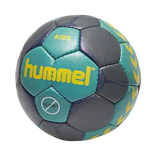 hummel Kinder Kids Handball Viridian/Ombre Blue/Gelb, 1