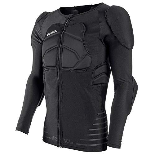 O'Neal STV Long Sleeve Protektor Shirt Schwarz, XL, 0280-20