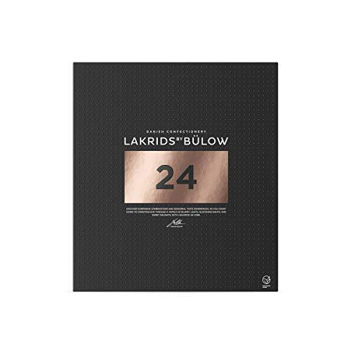 Lakrids by Bülow - Lakritz Adventskalender 2019 | feinstes dänisches Konfekt