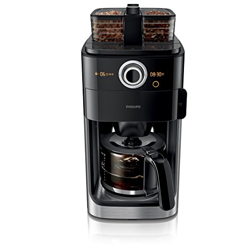 Philips Grind und Brew FilterKaffeemaschine