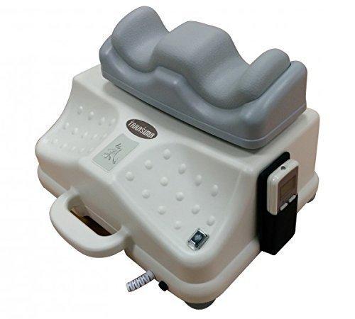 Chi-Maschine Chi Vitalizer Remote - neues Modell mit drahtloser Fernbedienung - inkl. Twister