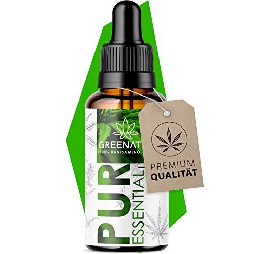 Original GreenNature Premium Essential - Green Edition 10ml I Nach höchsten Standards in Deutschland hergestellt I Laborgeprüft I Neutrale Verpackung