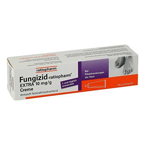 Fungizid-ratiopharm extra Creme, 30 g