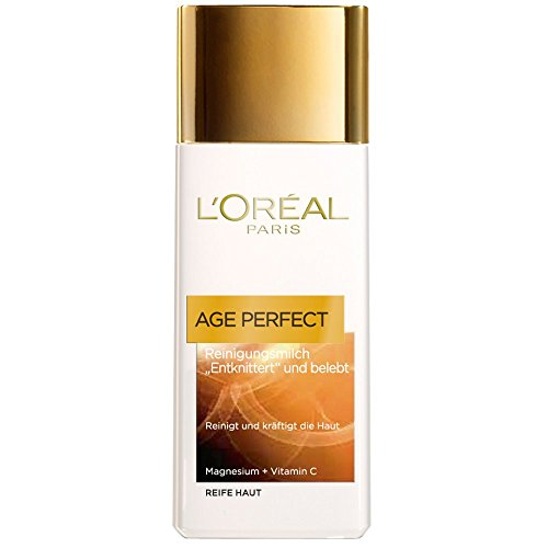 L'Oreal Paris Gesichtsreinigung Age Perfect Reinigungsmilch 200ml
