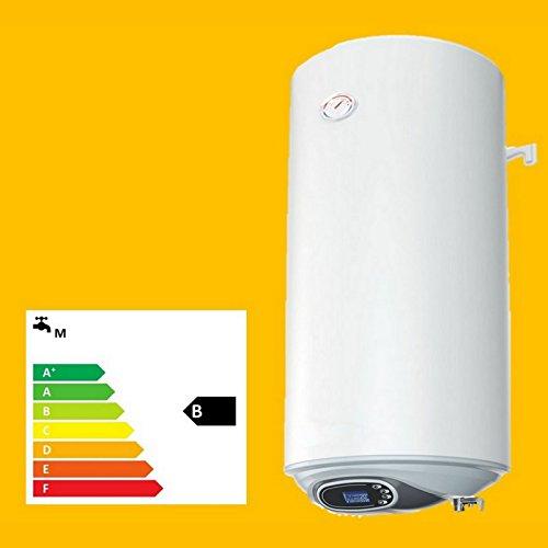 30 50 80 100 120 L Liter 2,0 kW, 230 Volt Elektro Warmwasserspeicher Boiler Smart Control wandhängender Boiler (50 Liter)