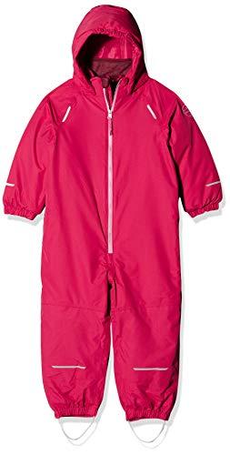NAME IT Mädchen NMFSNOW03 Suit 1FO Schneeanzug, Rosa Cerise, (Herstellergröße: 110)
