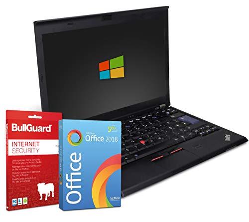 Lenovo Thinkpad X220 i5 2,5 8,0 12M 320 WLAN BL CR Win7Pro (Generalüberholt)