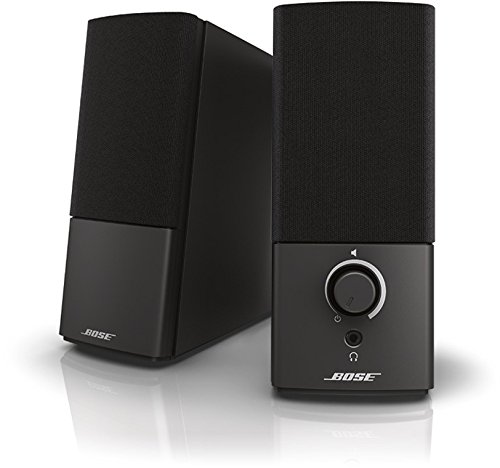 Bose  Companion 2 Serie III Multimedia Lautsprechersystem schwarz