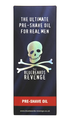 The Bluebeards Revenge Pre Shave Oil 125ml