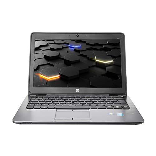 HP EliteBook 820 G1 i5- 4200U, 1,6 Ghz CPU, 4 GB RAM 12 Zoll, 1366 x 768 Pixel Auflösung, 500 GB HDD, Windows 10 Professional (Generalüberholt)