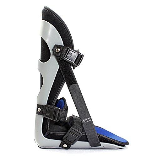 Body-Tec Fußschiene, zum Dehnen der Plantarfaszie, zum Behandeln von Plantarfasziitis und Achillessehnenentzündung