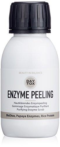 DAYTOX - Enzyme Peeling - Hautklärendes Enzympeeling für das Gesicht - Vegan, ohne Farbstoffe, silikonfrei und parabenfrei - 1 x 35 g