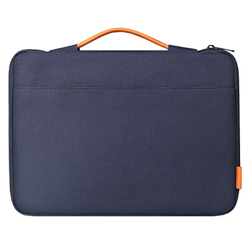 Inateck 12,3/13 Zoll Hülle Tasche Sleeve Notebook Laptop Case Kompatibel Microsoft 12,3 Zoll Surface Pro 6/5/4/3/13 Zoll MacBook Air 2018/2019, 13 Zoll MacBook Pro 2019/2018/2017/2016