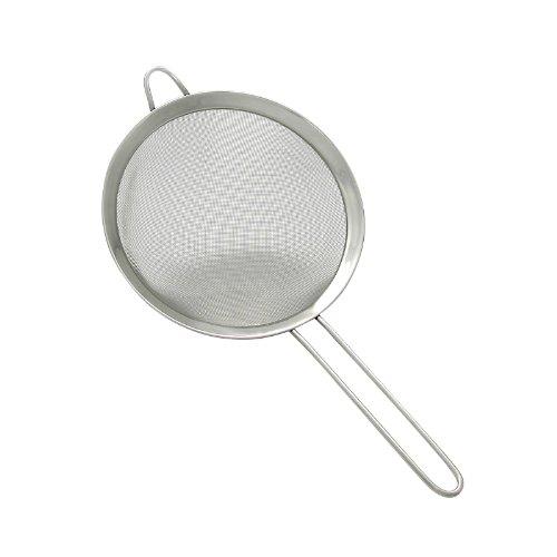 GRÄWE Küchensieb 20 cm mit Rand