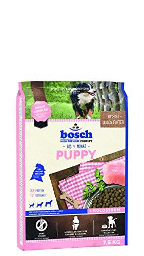 bosch Hundefutter Puppy, 1er Pack (1 x 7.5 kg)