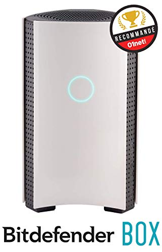Bitdefender Box - Ihr Komplettschutz für alle mit dem Internet verbundenen Geräte.