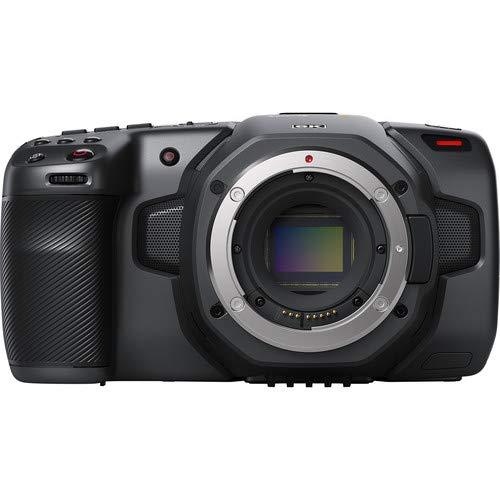 Blackmagic Design Pocket Cinema Camera 6K (Steckplatz für Speicherkarten)