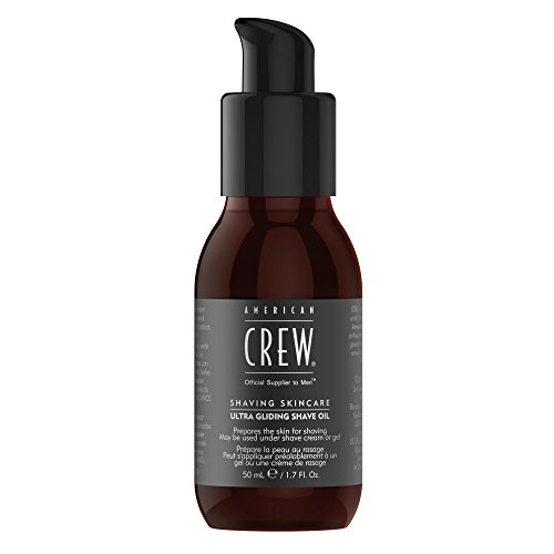 AMERICAN CREW Ultra Gliding Shave Oil, 50 ml